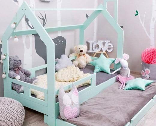 Cama Montessori Home