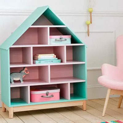 librero infantil pinkymint